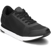 Calvin Klein Jeans  S1658  men's Shoes (Trainers) in Black