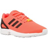 adidas  ZX Flux K  men's Shoes (Trainers) in Pink