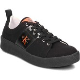 Calvin Klein Jeans  S0528  men's Shoes (Trainers) in Black