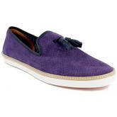 Peter Blade  Loafer  Violet Leather VALEJAS  men's Loafers / Casual Shoes in Purple