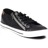 Big Star  T174087  men's Shoes (Trainers) in Black