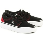 DC Shoes  Trase TX  men's Shoes (Trainers) in Black