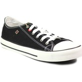 Big Star  T174103  men's Shoes (Trainers) in Black