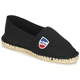 1789 Cala  UNIE NOIR  men's Espadrilles / Casual Shoes in Black