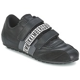 Bikkembergs  SOCCER 526  men's Shoes (Trainers) in Black