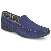 So Size  ELIJA  men's Loafers / Casual Shoes in Blue