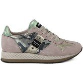 Blauer  RUNNING CAMOUFLAGE  women's Shoes (Trainers) in Multicolour