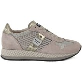 Blauer  RUNNING DOV GREY  women's Shoes (Trainers) in Multicolour