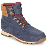 Timberland  HUTCHINGTON HIKER  men's Low Ankle Boots in Blue