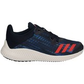 adidas  BA9492 Sport shoes Kid Blue  men's Trainers in Blue