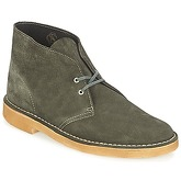 Clarks  DESERT BOOT  men's Low Ankle Boots in Green