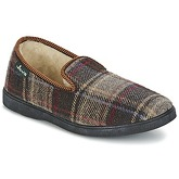 Rondinaud  JEVA  men's Slippers in Brown