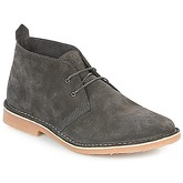 Jack   Jones  GOBI SUEDE BOOT  men's Mid Boots in Grey