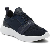 Calvin Klein Jeans  Mel Mens Navy Trainers  men's Shoes (Trainers) in multicolour