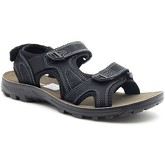 Hasby  HAS676A  men's Sandals in Black