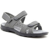 Hasby  HAS677A  men's Sandals in Grey