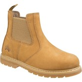 Amblers Safety  AS175  men's Mid Boots in Yellow