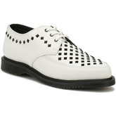 Dr Martens  Dr. Martens White Rousden Willis Creeper Shoes  men's Casual Shoes in White