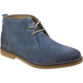 Base London  Perry  men's Mid Boots in Blue