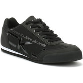 Calvin Klein Jeans  Mens Black Cale Trainers  men's Shoes (Trainers) in multicolour