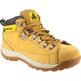 Amblers Safety  FS122  men's Mid Boots in Yellow