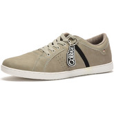 Ootrage  Sneakers with round toe ANDA Grey / Black Man Perm  men's Shoes (Trainers) in Grey