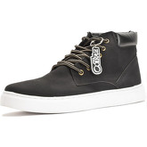 Ootrage  Sneakers with round toes MAGO Black / White Man Perm  men's Mid Boots in Black