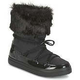 Crocs  LODGEPOINT LACE BOOT W  women's Snow boots in Black
