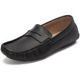 Reservoir Shoes  Slip on loafers M3075-A RAUL Black Man Perm  men's Loafers / Casual Shoes in Black