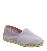 Gaimo for OFFICE Alpagarta Espadrille LILAC SUEDE