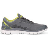 Australian  - Freedom Runner - Grey Flow Yellow  women's Shoes (Trainers) in Grey
