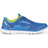 Australian  - Freedom Runner - Royal Yellow  women's Shoes (Trainers) in Blue