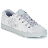 DC Shoes  CHELSEA TX SE J SHOE XSSS  women's Shoes (Trainers) in White