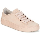 Blackstone  PL78  women's Shoes (Trainers) in Pink