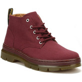 Dr Martens  Dr. Martens Womens Port Royale Burgundy Bonny Boots  women's Mid Boots in Red