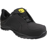 Amblers Safety  FS59C  women's Shoes (Trainers) in Black