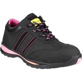 Amblers Safety  FS47  women's Shoes (Trainers) in Black