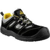 Amblers Safety  FS111  women's Shoes (Trainers) in Black