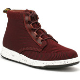 Dr Martens  Dr. Martens Womens Burgundy Oxblood Telkes Knit Boots  women's Low Ankle Boots in Red