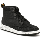 Dr Martens  Dr. Martens Womens Black Telkes Knit Boots  women's Shoes (High-top Trainers) in Black