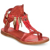 Airstep / A.S.98  RAMOS  women's Sandals in Red