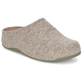 FitFlop  SHUV FELT  women's Clogs (Shoes) in Beige