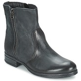 Dream in Green  AKSANA  women's Mid Boots in Grey