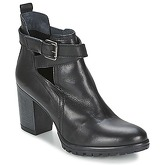 Casual Attitude  ACHOU  women's Low Ankle Boots in Black
