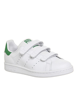 Adidas Stan Smith Gs Cf WHITE GREEN