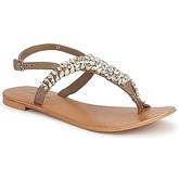 Antik Batik  MOKA  women's Sandals in Brown