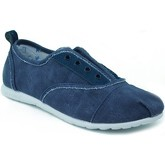 Dude  VICTORIA  women's Shoes (Trainers) in Blue