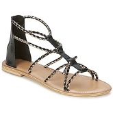 Eden  MAYRA  women's Sandals in Black