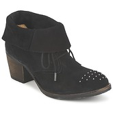 Casual Attitude  ARVITA  women's Low Ankle Boots in Black