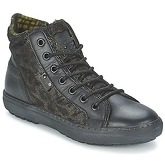 Bunker  JAZZ BLUES  women's Shoes (High-top Trainers) in Black